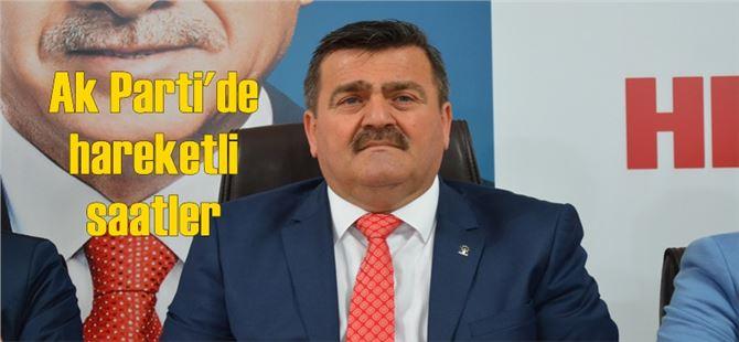 İbrahim Gül, Belediye Başkanlığı İçin İstifa etti!