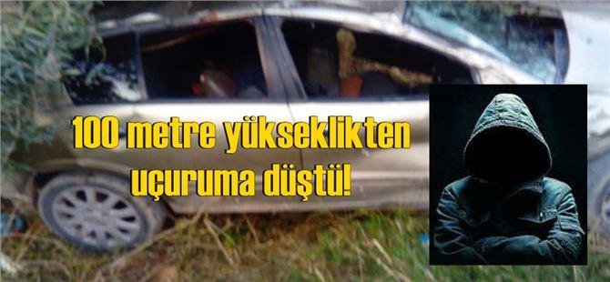 """Tarsus'ta """"maskeli"""" şüpheli ölüm!"""