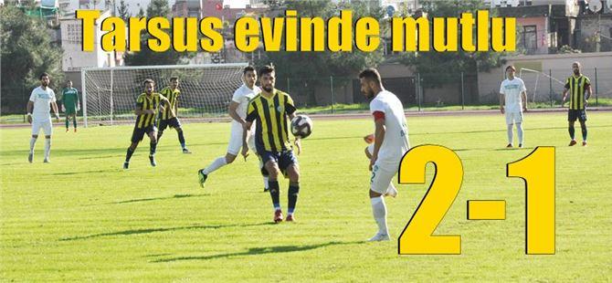 Tarsus İdmanyurdu 2-Kırklareli Spor 1