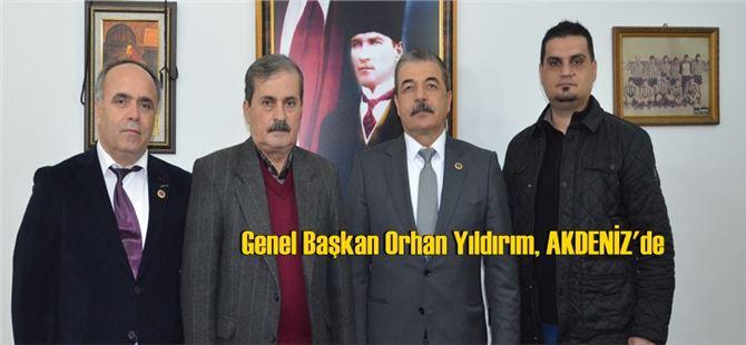 Eğitim-İş Yöneticileri Tarsus'a çıkartma yaptı!