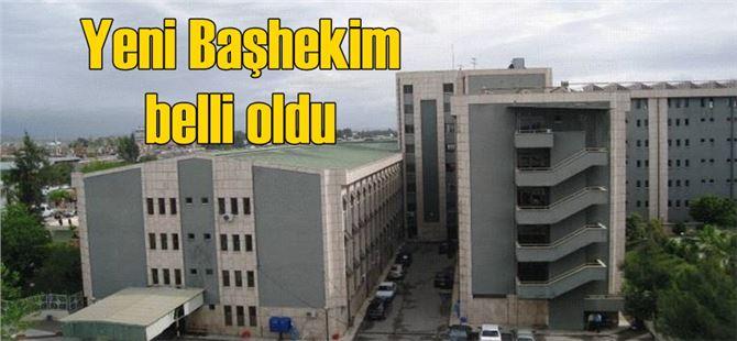 Tarsus Devlet Hastanesi Başhekimliğine Op. Dr. Sadık Emre Direk getirildi