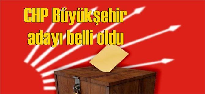 CHP Büyükşehir adayı Vahap Seçer