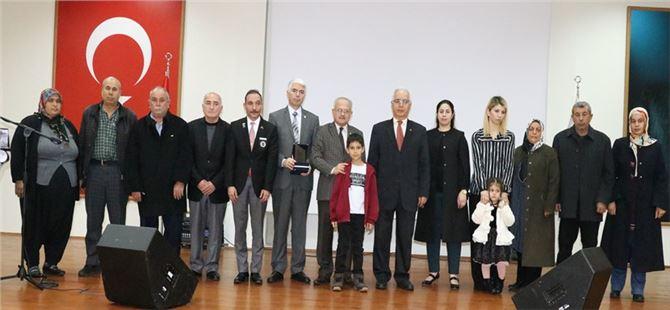 Mersin'de Şehit Emanetleri Sergisi Açıldı