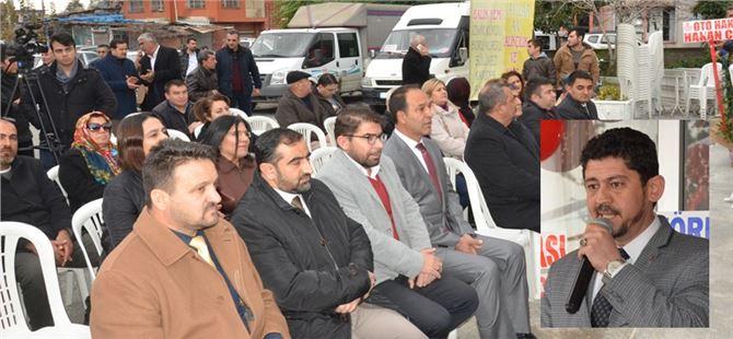 Tarsus Basın Mensupları Derneği yeni hizmet binasına kavuştu