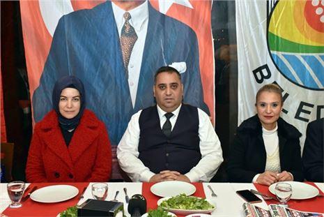 Başkan Can, 10 Ocak Çalışan Gazeteciler Günü'nü Kutladı