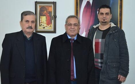 Mustafa Kemal Karaoğlu'dan Akdeniz'e Ziyaret