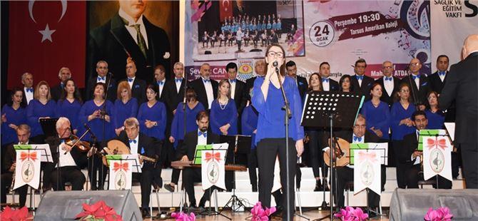 Türk Sanat Müziği Derneği'nden, unutulmaz bir müzik ziyafeti
