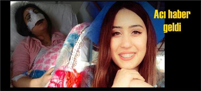 Burun ameliyatı sonrası komaya giren Leyla Sönmez'den acı haber