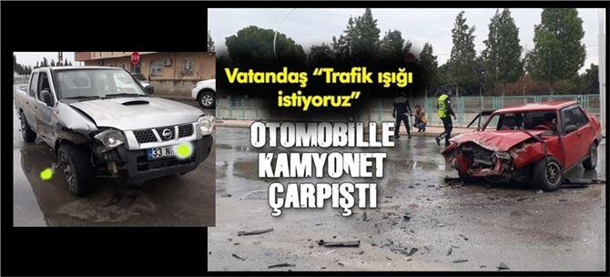 Vatandan Tarsus'ta haftada bir kazanın olduğu yere trafik ışığı istiyor