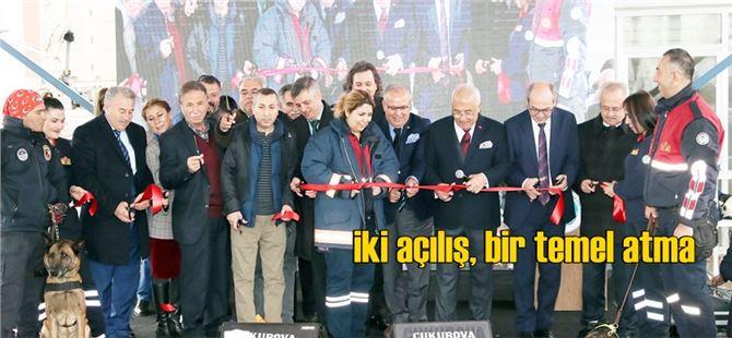 Büyükşehir'den Mezitli'ye yeni yatırımlar