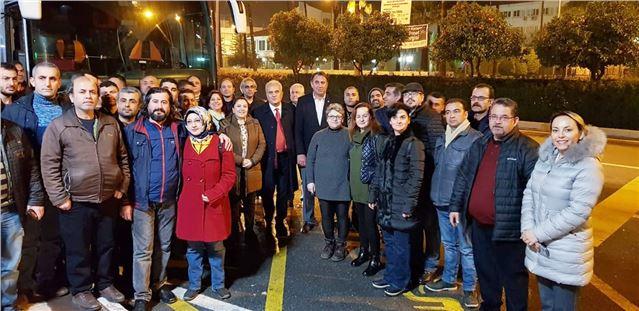 EYT Mağdurlarına İYİ Parti'den Destek