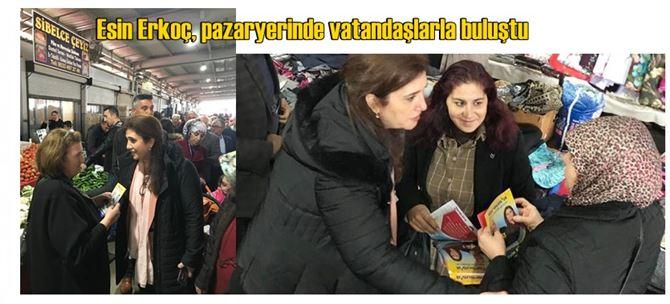 "Esin Erkoç: ""Tarsus'ta herkes mutlu herkes huzurlu olacak"""