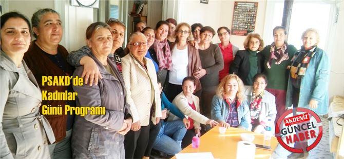 PSAKD Tarsus Kadın Kolları'ndan açıklama