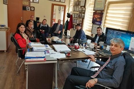 Kırşehir Borsası'ndan Tarsus'a ziyaret