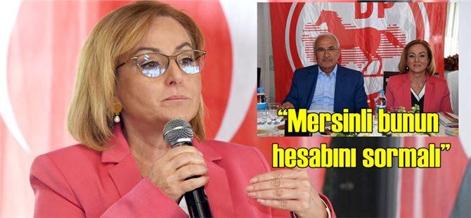 """DP Adayı Yılmaz: """"Ayşe kadın, Ayşe hanım oldu"""""""