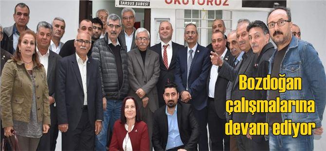 """Haluk Bozdoğan: """"Bu kente yatırımcı kim geliyorsa gelsin önünü açacağız"""""""