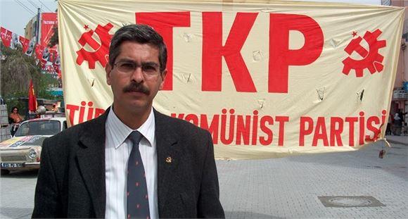 Gazeteci Uğur Pişmanlık TKP Tarsus Belediyesi Meclis Üyesi Adayı