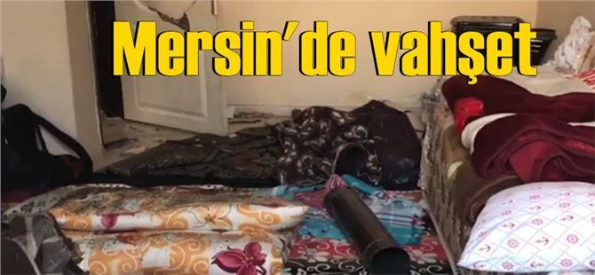 Mersin'de şahıs, eski eşini tahrayla öldürdü