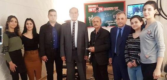 Siyasetin Nabzı Tarsus Star Radyo-Tv'de Atmaya Devam Ediyor