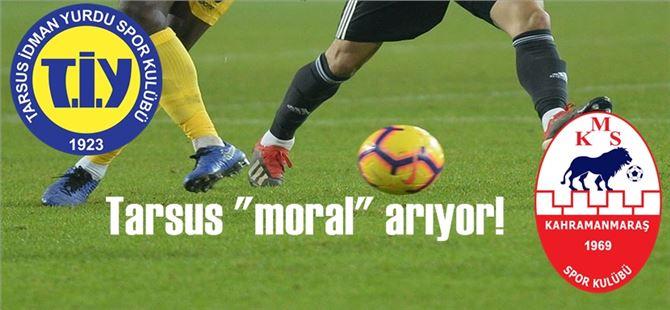 Tarsus, kritik maçta Kahramanmaraş'ı ağırlıyor
