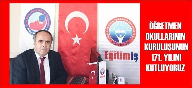 Yunus Karamık'tan Öğretmen Okulları açıklaması