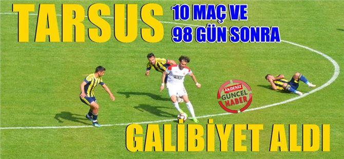 Tarsus İdman Yurdu 3-Kahramanmaraş 0