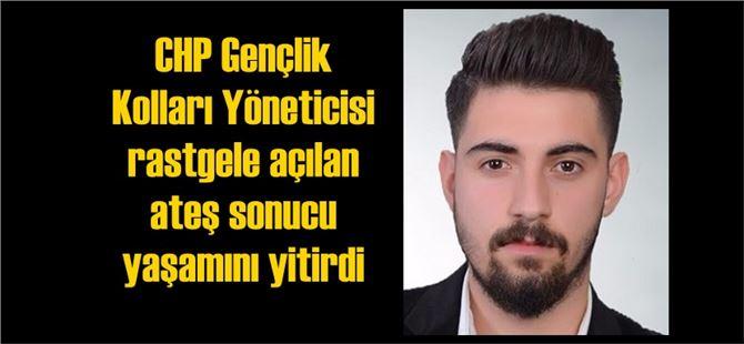 Ziyacan Dedeoğlu, maganda kurşunuyla hayattan koptu