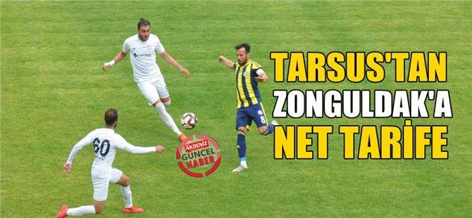 Tarsus İdman Yurdu 4-Zonguldak Kömürspor 0