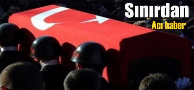 Türkiye-Irak sınırından acı haber: 4 şehit, 6 yaralı