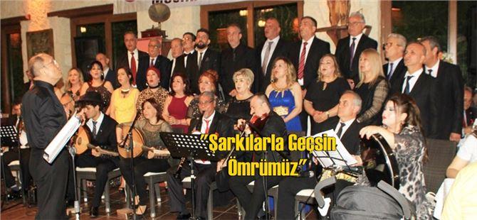 Tarsus İnleyen Nağmeler Musiki Derneği'nden konser