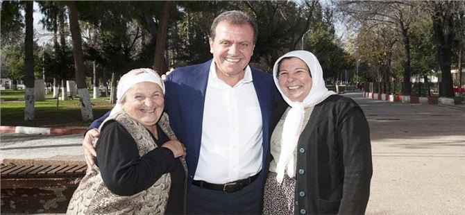 Başkan Vahap Seçer'den Anneler Günü Mesajı