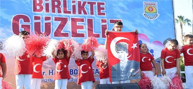 Tarsus Belediyesi'nin, Engelliler Haftası etkinliği dolu dolu geçti