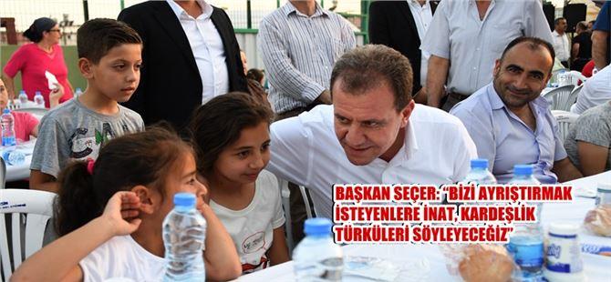 Başkan Seçer Kazanlı halkı ile iftar yaptı