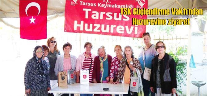 TSK Güçlendirme Vakfı'ndan Huzurevine ziyaret