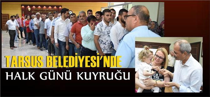 Belediye Başkanı Bozdoğan, vatandaşları dinledi