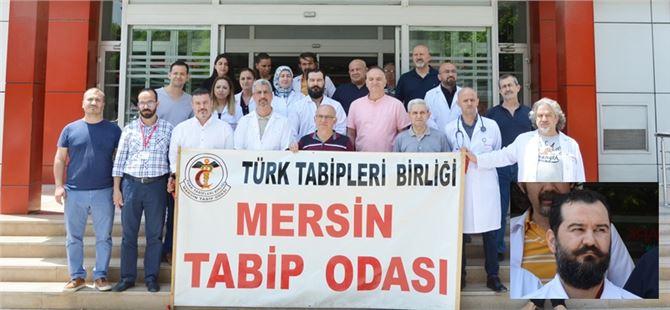 Tarsus'ta çocuk doktoru darp edildi