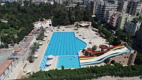 Tarsus Su Parkı, bayramın 3. günü ücretsiz