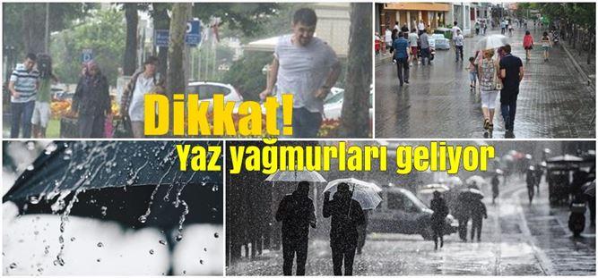 Adana, Tarsus, Mersin ve bölge genelinde de etkili olacak