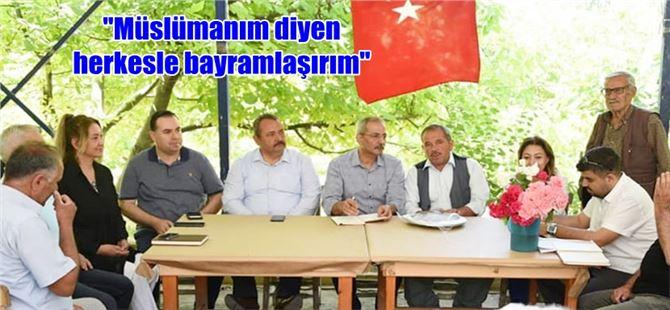 MHP'li Ertuğrul Bodur, bu fotoğraf için açıklama yaptı