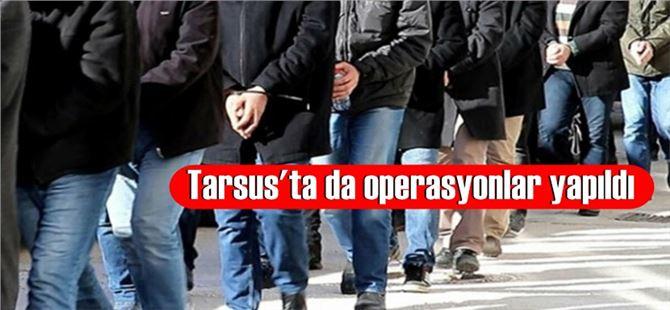 Mersin'de DEAŞ operasyonu; 14 tutuklama