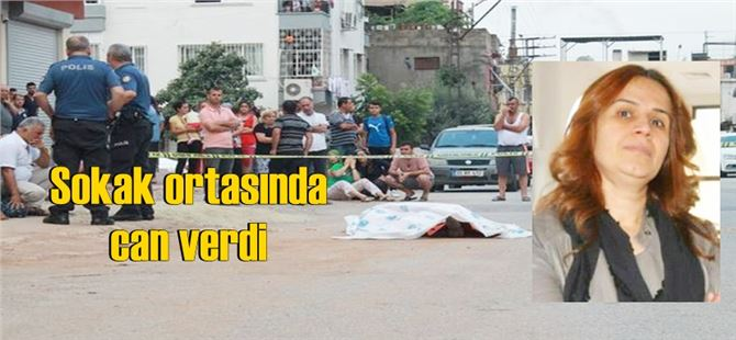 Kanlı pusu! 2 çocuk annesi kadın öldürüldü