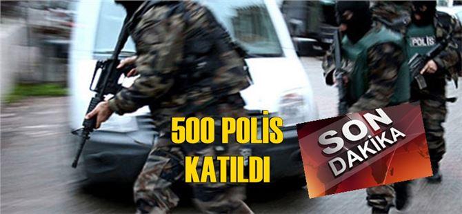 Son dakika; Tarsus'taki operasyonda 3 tutuklama