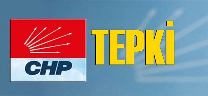 """Mersin CHP'den Silifke'de yaşanan olaylara"""" tepki"""" açıklaması"""