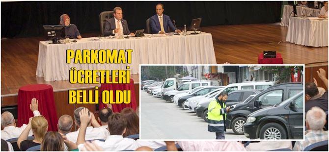Mersin'de parkomat uygulaması tekrar başlıyor