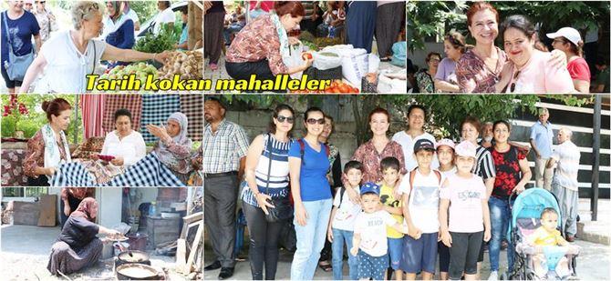 Tarsus'ta 400 yıllık mahallede üretici kadın şenliği