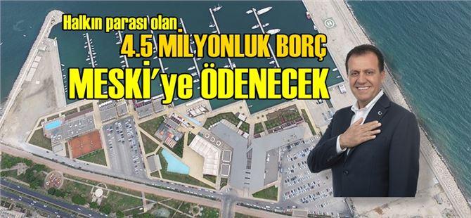 Başkan Seçer inat etti, 4.5 milyon TL'lik borç ödenecek