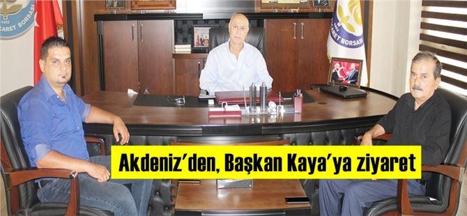 """Başkan Kaya: """"Verdiğimiz destekle üyelerimizin ihracat oranları iki katına çıktı"""""""