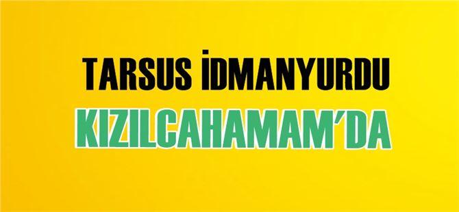 Tarsus İdmanyurdu, Kızılcahamam'da kampa girdi!