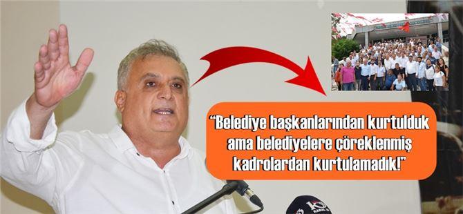 CHP Tarsus İlçe Danışma Kurulu toplandı