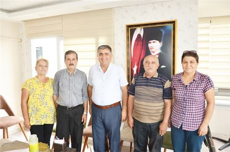 Alevi Kültür Dernekleri'nden Akdeniz'e Ziyaret